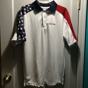 Other - US Navy collared shirt